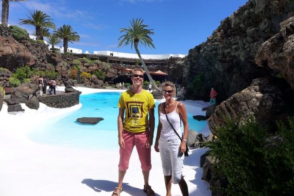 Lanzarote caves